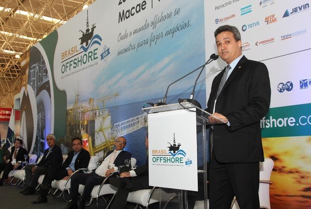Petrobras é homenageada no primeiro dia do evento pelos 40 anos da Bacia de Campos