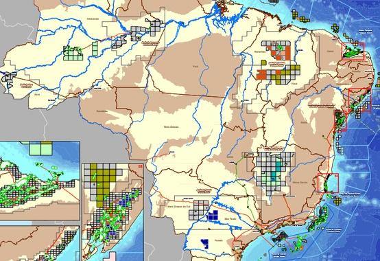 Com 884 blocos em bacias terrestres e marítimas, ANP inicia oferta permanente de ativos de E&P