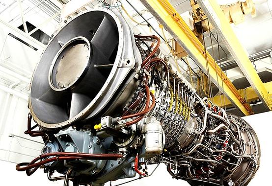 GE coloca tecnologia da aviação no pré-sal