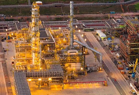 Refinaria Abreu e Lima inicia operação da Unidade de Hidrotratamento de Diesel