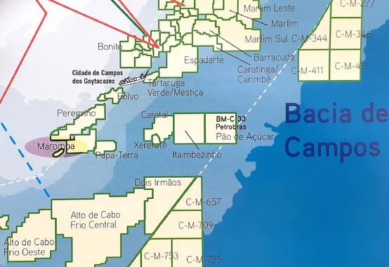 BW Offshore fica com 70% do Campo de Maromba na Bacia de Campos