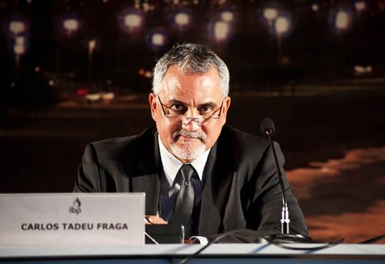 Resultado de imagem para engenheiro Carlos Tadeu Fraga